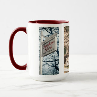 Cherry Lawn School Mug with Photos