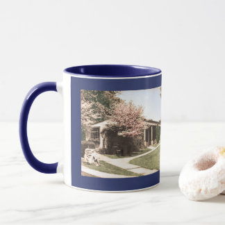Cherry Lawn School Seal Mug