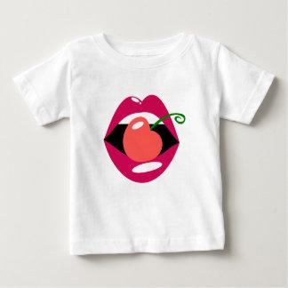 Cherry Lips Baby T-Shirt