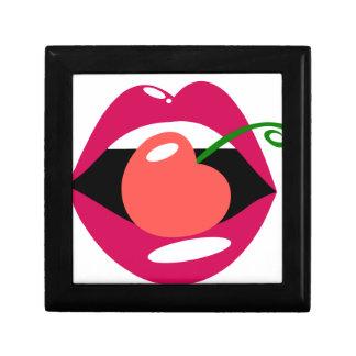 Cherry Lips Gift Box