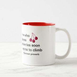 Cherry Lovers Mug