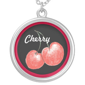 Cherry Custom Necklace