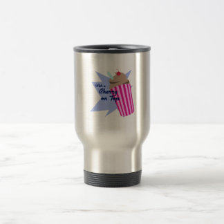 Cherry On Top Coffee Mugs