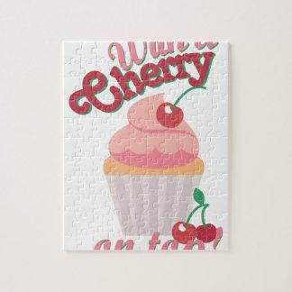 Cherry On Top Puzzle
