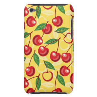 Cherry pattern iPod touch cover