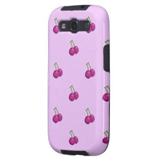 cherry pattern samsung galaxy S3 Samsung Galaxy SIII Cases