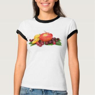 Cherry Peach Apple T-Shirt