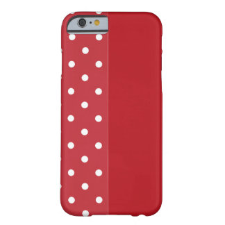 Cherry Pie Barely There iPhone 6 Case