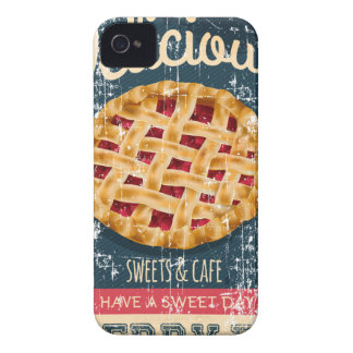 Cherry Pie Day - Appreciation Day iPhone 4 Case