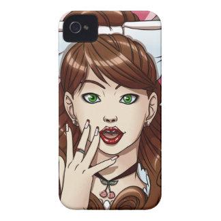 Cherry Pie iPhone 4 Covers