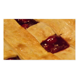 Cherry pie! pack of standard business cards