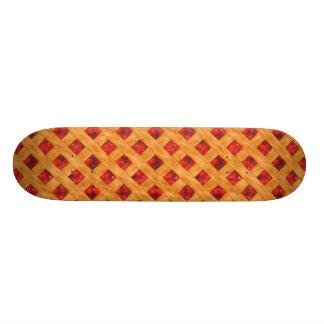 Cherry Pie Pattern 19.7 Cm Skateboard Deck