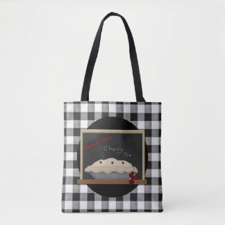 Cherry Pie Tote Bag