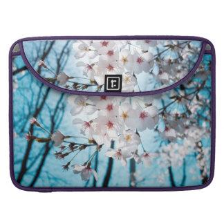 Cherry Sakura Blossom Sleeve For MacBooks