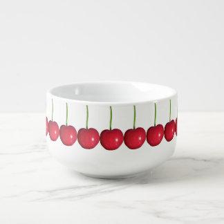 Cherry Soup Mug