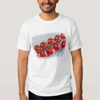 Cherry tomatoes on the vine For use in USA Shirt