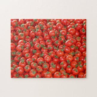 Cherry Tomatoes Puzzle