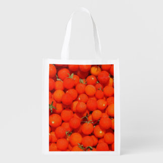 Cherry Tomatoes Reusable Bag