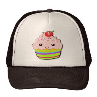 Cherry Top Mesh Hat
