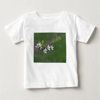 Cherry tree flowers baby T-Shirt