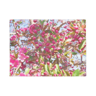 Cherry Tree in Bloom Doormat