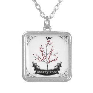 Cherry Tree Necklace
