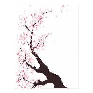 Cherry Tree Postcard