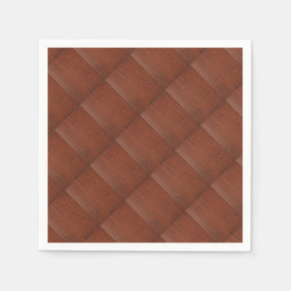 CHERRY WOOD CHERRYWOOD LOOK COLLECTION DISPOSABLE SERVIETTES