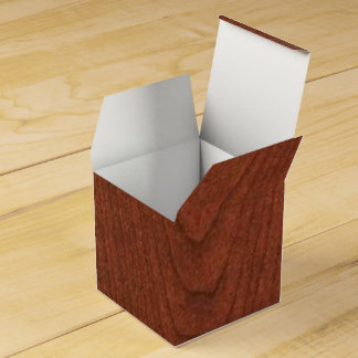 CHERRY WOOD CHERRYWOOD LOOK COLLECTION FAVOUR BOX