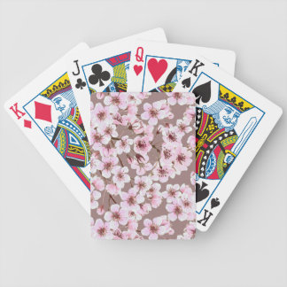 cherryblpa1b bicycle playing cards