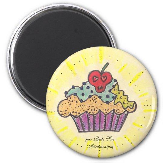 Cherrycupcake Magnet