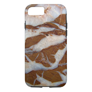 Chert with Quartz Veins iPhone 7 Case
