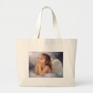Cherub Angel Canvas Bag