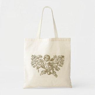 Cherub Angel Budget Tote Bag