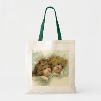 Cherub Angels Budget Tote Bag