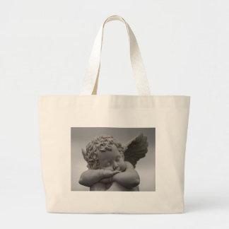 Cherub Tote Bags