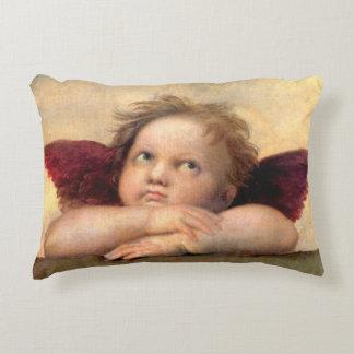 Cherub by Raphael Decorative Cushion