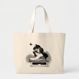 cherub-clip-art-10 tote bag
