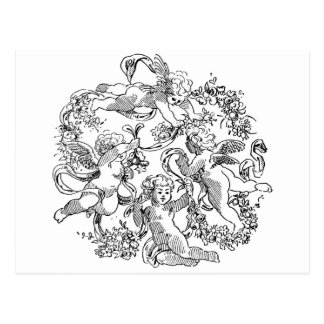 cherub-clip-art-12 postcard