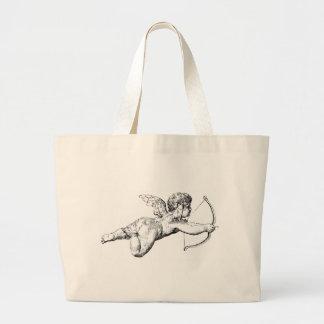 cherub-clip-art-1 tote bags