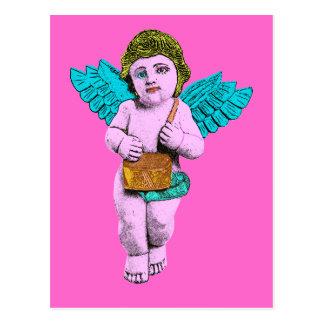 Cherub Postcard
