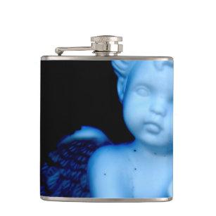 Cherub Tear Hip Flask