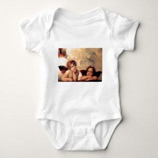 Cherubim - Raphael Baby Bodysuit