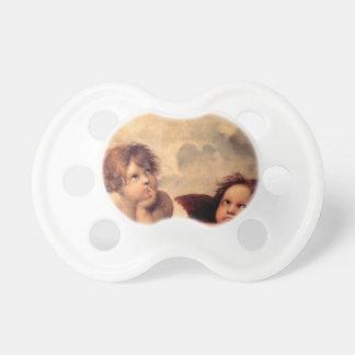 Cherubim - Raphael Baby Pacifier