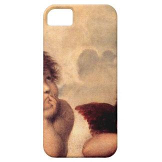 Cherubim - Raphael iPhone 5 Cover