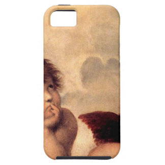 Cherubim - Raphael iPhone 5 Covers