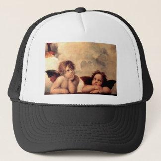 Cherubim - Raphael Trucker Hat