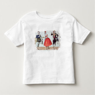 Cherubino, Fanchette and Figaro Toddler T-Shirt