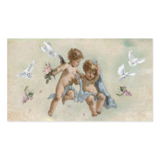 Cherubs and Doves, Calling Card Pack Of Standard Business Cards