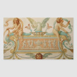 Cherubs from The Golden Age Rectangular Stickers